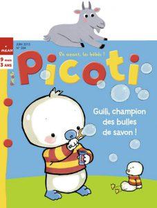 Couverture Picoti Juin 2013 -