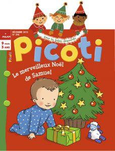 Couverture Picoti décembre 2013