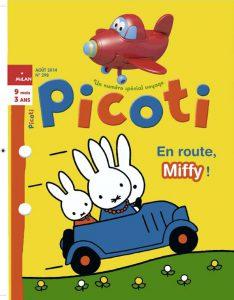 Couverture Aout 2014 Picoti