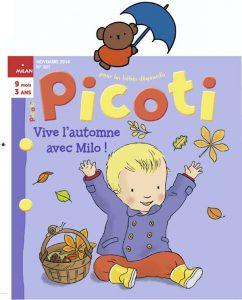 couverture Novembre 2014 picoti