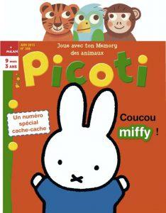 Couverture Juin 2015 - Picoti