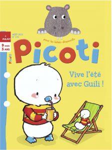 Devenir dégourdis en lisant Picoti magazine
