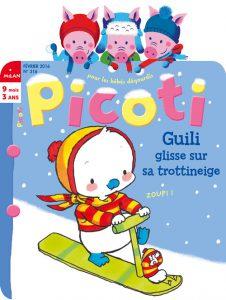 Profitez de l'hiver avec Picoti magazine !
