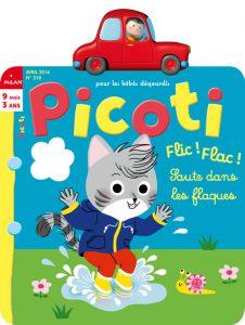 Appréhendez les peurs de bébé avec Picoti magazine !