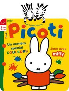 Un numéro Picoti spécial couleurs !