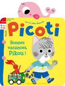 Démarrez les vacances du bon pied avec Picoti magazine !