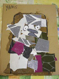 le-bricolage-du-petit-yanis-realise-dans-le-cadre-dune-visite-de-lexpo-tapies