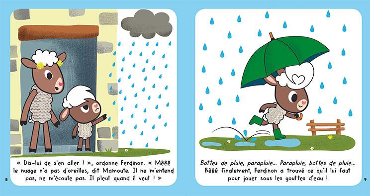 ferdinon pluie