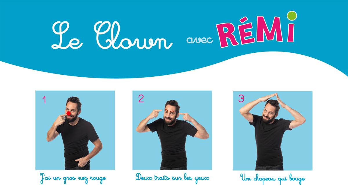 comptine langue signes remi