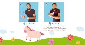 A dada LSF langue des signes
