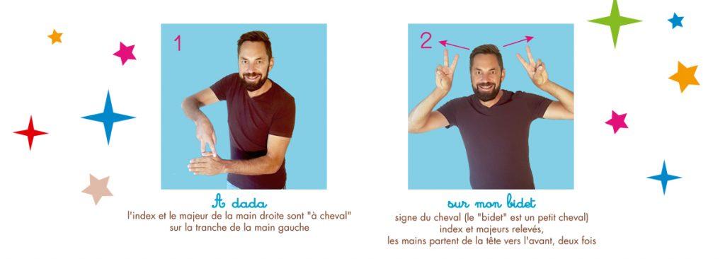 LSF langue des signes