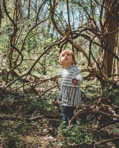 bébé danger nature