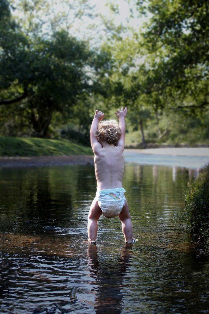 jeux eau bébé