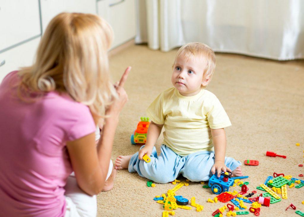 autorité enfant