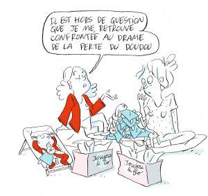 L'histoire du doudou Clothilde Delacroix