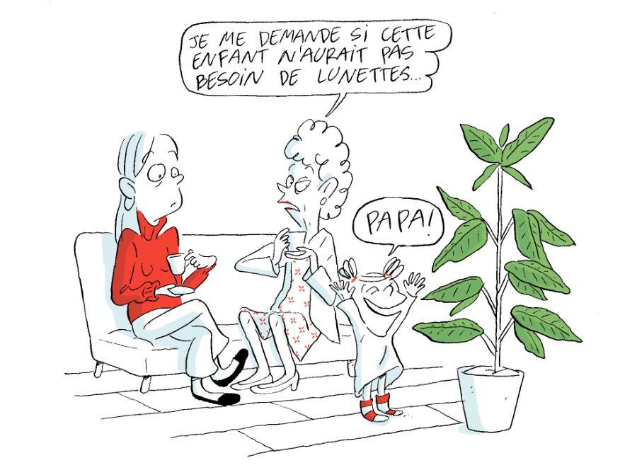 La vue des bébé Picoti magazine avril 2021